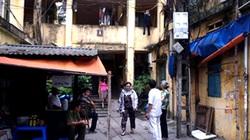 Hà Nội: Một phụ nữ rơi từ tầng cao của Khu Tập thể Nghĩa Tân