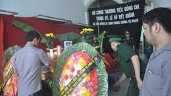 Truy phong quân hàm đối với hai quân nhân hy sinh tại cửa khẩu Bắc Phong Sinh