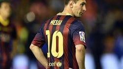 Đòi lương siêu khủng, Messi tính chuyện rời Barcelona