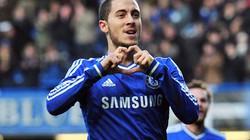 """Chelsea mất """"sát thủ"""" Hazard trong trận bán kết Champions League"""