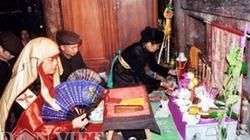 """Lễ """"khao tổ 9 đời"""" của người Tày xứ Lạng"""