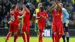 Sterling rực sáng, Liverpool tiến sát chức vô địch