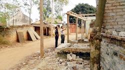 Xây dựng NTM ở Bắc Giang: Làm đâu, chắc đó