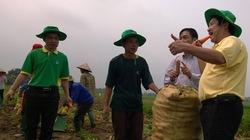 Chuyện Nhà nông lên sóng VTV1