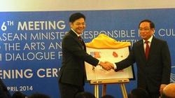Văn hóa là trụ cột để ASEAN phát triển bền vững