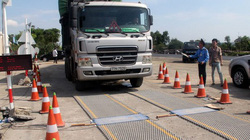 3 cán bộ Trạm cân lưu động Nghệ An bị đình chỉ công tác