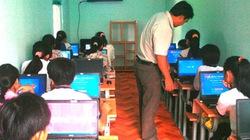 Trường học di động trên sông