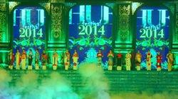 Bế mạc Festival Huế 2014: Tính chuyên nghiệp… thụt lùi