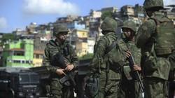 Công ty Mỹ huấn luyện cảnh sát Brazil bảo vệ World Cup