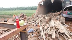 Hà Nội: Sập lò nhà máy gạch, 3 người thương vong