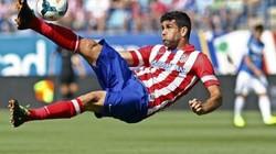 Diego Costa ghi bàn, Atletico Madrid tất thắng