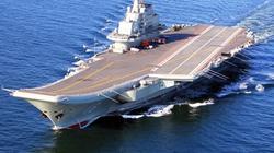 Tàu sân bay Liêu Ninh của Trung Quốc đi bảo dưỡng
