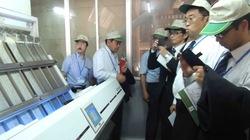 Doanh nghiệp Nhật Bản khảo sát nông nghiệp ĐBSCL
