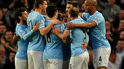 Hạ West Brom 3-1, Man City tiếp tục nuôi hy vọng vô địch