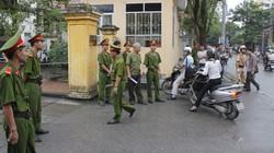 Chùm ảnh an ninh thắt chặt trước phiên xử Dương Chí Dũng và các đồng phạm
