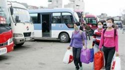 Hà Nội cấm tùy tiện tăng giá cước vận chuyển dịp 30.4-1.5
