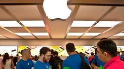 Apple bất ngờ công bố lãi vượt dự tính