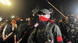 5.000 chiến binh Pravyi Sektor tràn vào thành phố Slavyansk