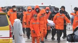 Số người chết vụ chìm phà SEWOL tăng lên 159 người