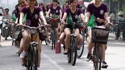 Tìm giải pháp phát triển lưu thông bằng xe đạp