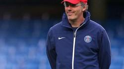 M.U nhắm Laurent Blanc thay David Moyes