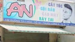 Quỵt tiền massage còn cướp tài sản chủ tiệm hớt tóc