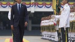 Sau 4 thập kỷ, ông Obama là Tổng thống Mỹ đầu tiên thăm Malaysia
