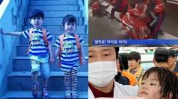 Vụ chìm phà ở Hàn Quốc: Tìm thấy thi thể bé trai con cô dâu gốc Việt