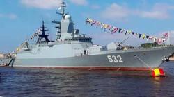 Nga lập trung đoàn trực thăng mới, tàu hộ tống tập tấn công trên biển