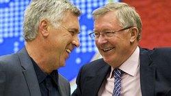 Sir Alex tiến cử Ancelotti thay David Moyes