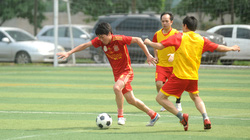 Chùm ảnh sôi động giải bóng đá Nông thôn Ngày nay lần thứ VI