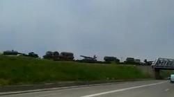 """Romania đưa nhiều vũ khí """"hàng khủng"""" tới gần Ukraine"""