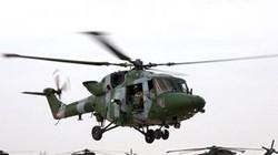 Trực thăng của Anh rơi tại Afghanistan, 5 binh sĩ thiệt mạng