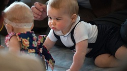 Chân dung bé trai 1 tuổi nằm trong danh sách top 100 người quyền lực nhất thế giới