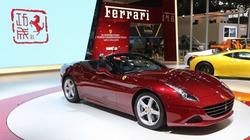 Ferrari thiết kế logo riêng cho năm Giáp Ngọ
