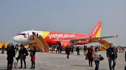 VietJet tăng chuyến bay dịp lễ 30.4