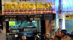 Trả tiệm vàng 14 nghìn USD, Công an Bình Thạnh nhận thiếu sót