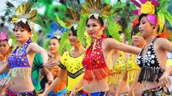 3.800 diễn viên, người mẫu  tham gia Carnaval Hạ Long 2014
