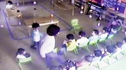 Dư luận Trung Quốc chấn động vụ bảo mẫu bạo hành hàng loạt trẻ em