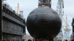 28.5: Nga khởi công chế tạo chiếc tàu ngầm thứ sáu cho Việt Nam