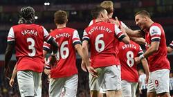 """""""Bắn hạ"""" Chích chòe, Arsenal xây chắc vị trí thứ 4"""