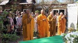 Cộng đồng người Việt ở Đức cầu siêu tri ân Anh hùng liệt sỹ