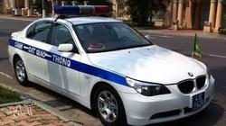 """CSGT Đà Nẵng được trang bị xe BMW """"khủng"""""""