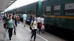Tăng chuyến tàu Hà Nội - Đồng Hới