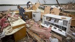Nước Mỹ xơ xác vì lốc xoáy liên tiếp càn quét
