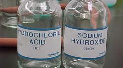 Đăk Lăk: Uống nhầm chai axít vì tưởng... nước lọc