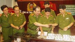 Danh tính 3 đối tượng trộm súng tại trại giam ở Thanh Hóa