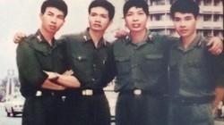 4 chàng trai đất Bắc và bức ảnh lịch sử trong Ngày thống nhất