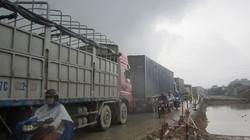 Nghệ An: Hàng trăm ôtô ùn tắc 6 giờ trên QL1A