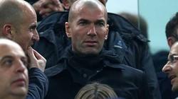 """Trước khi ra đi, Zidane tặng Real """"quà khủng"""""""